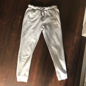 Tommy Hilfiger Grey Jogger Sweatpants XS